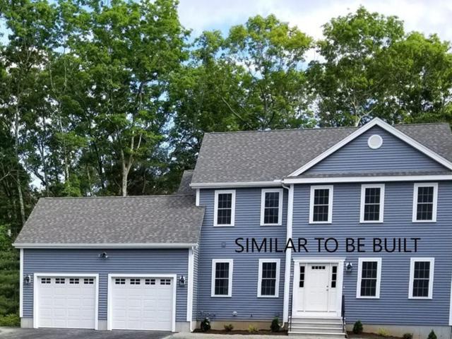 Lot 6 Tucker Hill Estates #19, Uxbridge, MA 01569 (MLS #72391433) :: Vanguard Realty