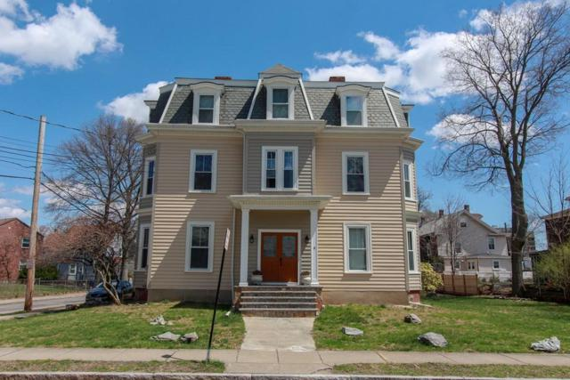 4 Hovey St, Newton, MA 02458 (MLS #72391749) :: ALANTE Real Estate