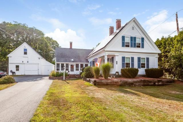 383 Pond St, Weymouth, MA 02190 (MLS #72391767) :: Welchman Real Estate Group | Keller Williams Luxury International Division
