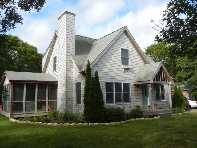 199 Great Plains Road, West Tisbury, MA 02575 (MLS #72392190) :: Local Property Shop