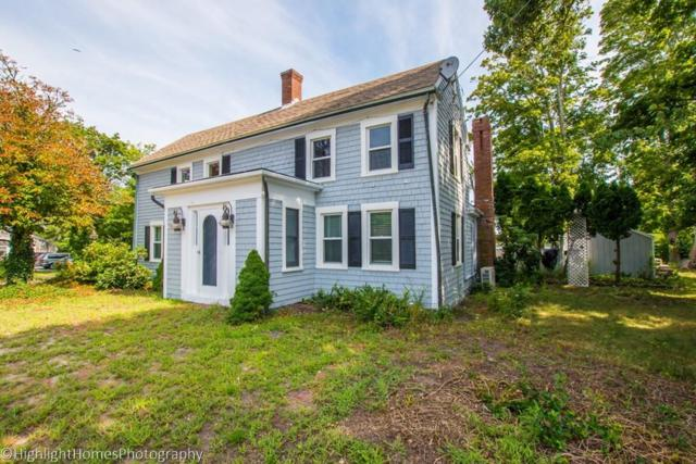 2874 Cranberry Hwy A, Wareham, MA 02538 (MLS #72392241) :: Local Property Shop