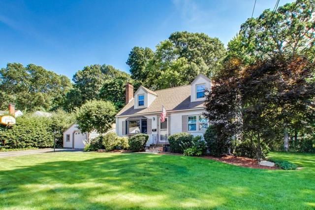 25 Crestwood Circle, Norwood, MA 02062 (MLS #72392413) :: Westcott Properties