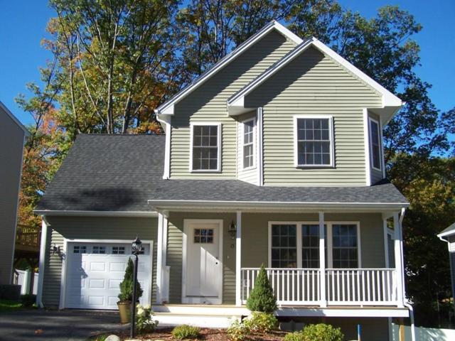 6 Cherry Blossom Circle #49, Worcester, MA 01605 (MLS #72392602) :: Vanguard Realty