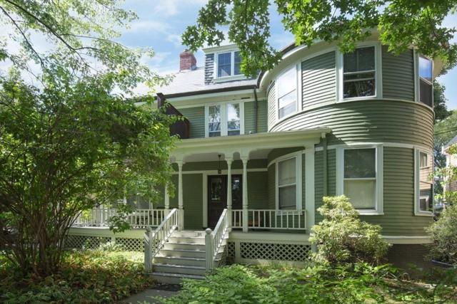 25 Highland Ave 2L, Cambridge, MA 02139 (MLS #72393080) :: Goodrich Residential