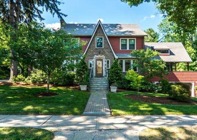 796 Chestnut St., Newton, MA 02468 (MLS #72393185) :: Hergenrother Realty Group