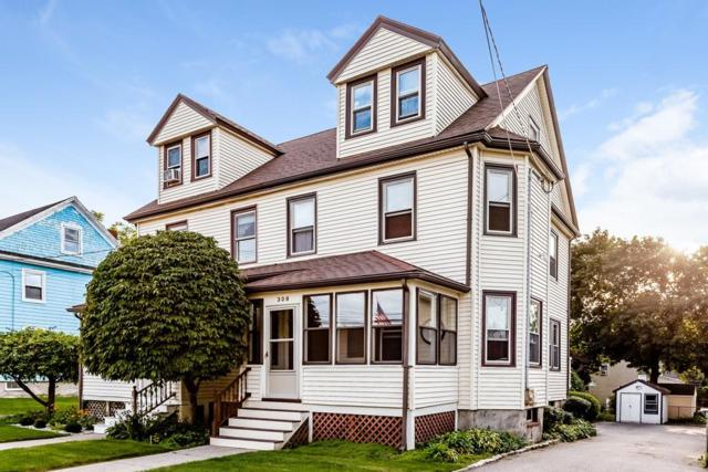 309 Hillside Ave, Needham, MA 02494 (MLS #72393426) :: The Gillach Group