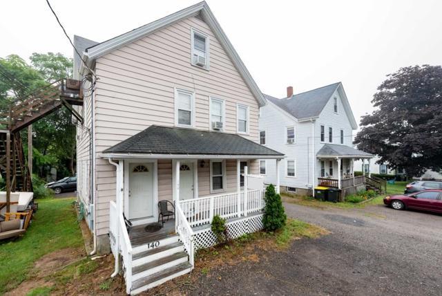 140 Barrows St, Norton, MA 02766 (MLS #72393475) :: ALANTE Real Estate