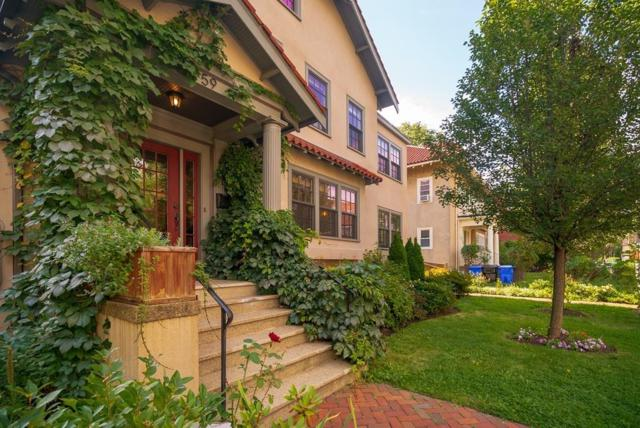 59 Green St, Brookline, MA 02446 (MLS #72393551) :: ALANTE Real Estate