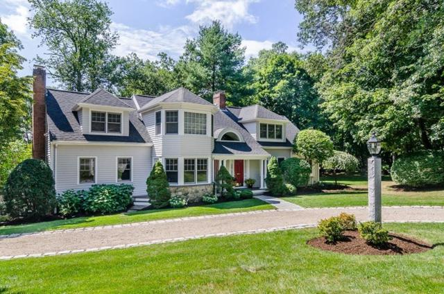 22 Chatham Circle, Wellesley, MA 02481 (MLS #72393885) :: Exit Realty