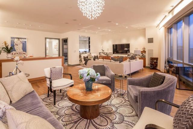 500 Atlantic Ave 17K, Boston, MA 02210 (MLS #72393964) :: ALANTE Real Estate
