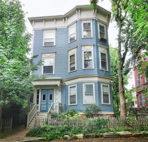 10 Arnold Circle #3, Cambridge, MA 02139 (MLS #72393966) :: Goodrich Residential