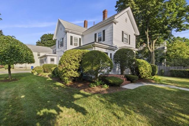 955 Centre Street, Newton, MA 02459 (MLS #72393971) :: Vanguard Realty
