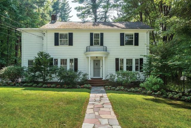 310 Woodward Street, Newton, MA 02468 (MLS #72394011) :: Hergenrother Realty Group
