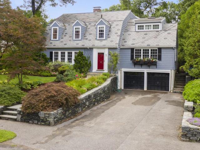 46 Fiske Rd, Wellesley, MA 02481 (MLS #72394119) :: The Gillach Group