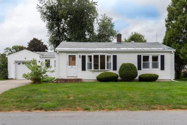 30 Lackey St., Haverhill, MA 01830 (MLS #72394158) :: Trust Realty One