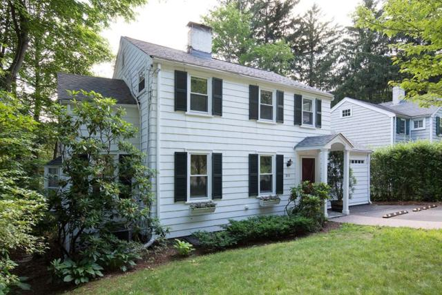 211 Cypress Street, Newton, MA 02459 (MLS #72394167) :: Anytime Realty