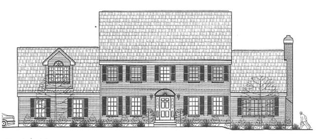 Lot 1A Hubbardston Road, Princeton, MA 01541 (MLS #72394207) :: Hergenrother Realty Group