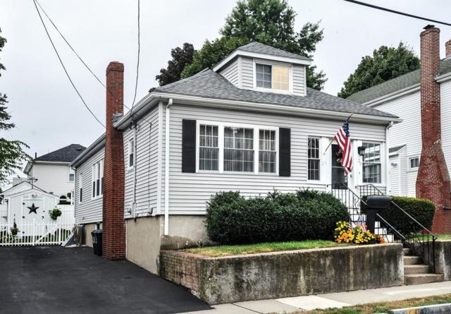 23 Connell Street, Quincy, MA 02169 (MLS #72394213) :: Exit Realty