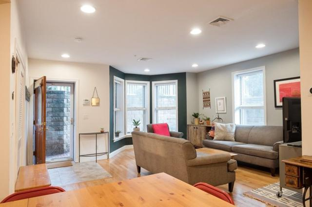 291 Pearl St #1, Cambridge, MA 02139 (MLS #72394241) :: Goodrich Residential