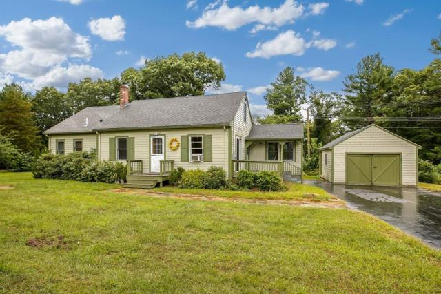 8 Hilltop Dr, Southborough, MA 01745 (MLS #72394359) :: Vanguard Realty
