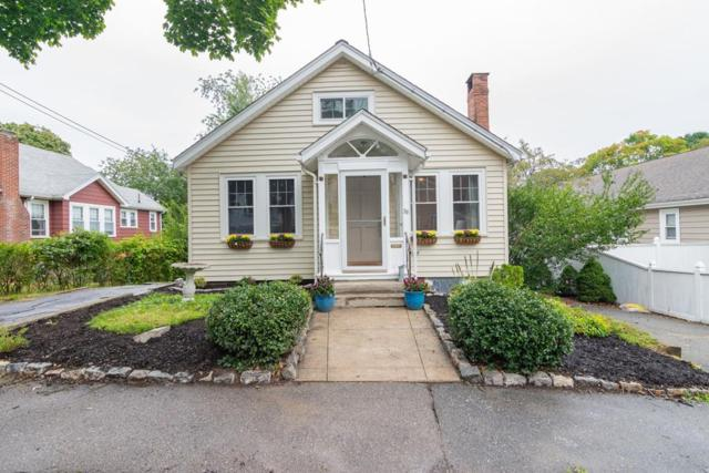 38 Glendale Rd, Milton, MA 02186 (MLS #72394362) :: ALANTE Real Estate