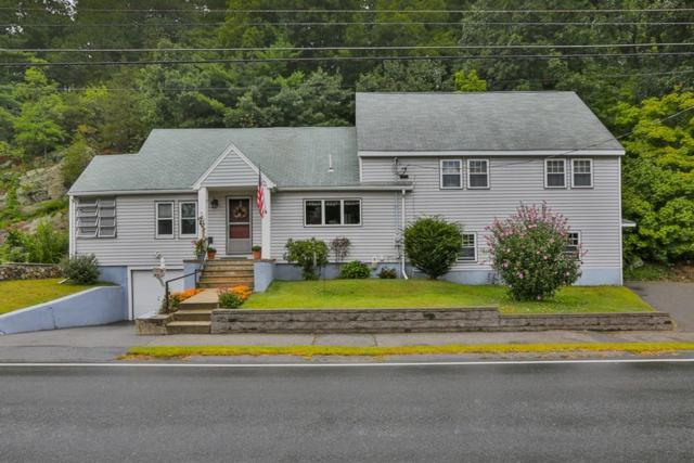 88 Oak St, Wakefield, MA 01880 (MLS #72394427) :: Local Property Shop