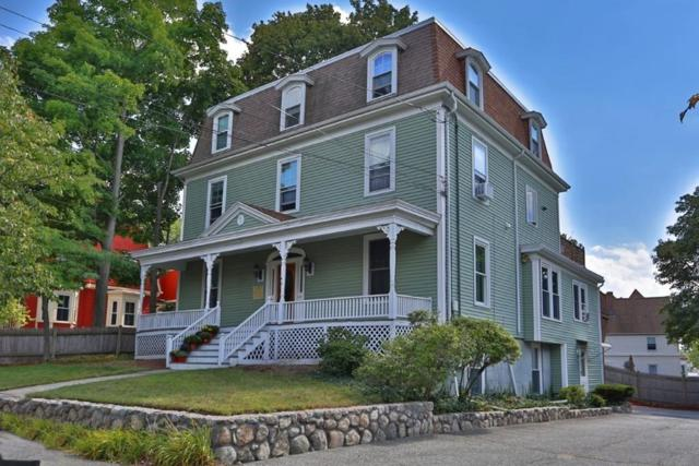 140 Melrose St A, Melrose, MA 02176 (MLS #72394548) :: ALANTE Real Estate