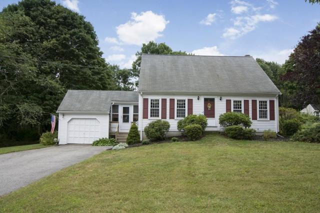 149 Cross Street, Norwell, MA 02061 (MLS #72394636) :: ALANTE Real Estate
