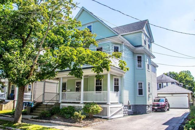 81 Cleveland St #2, Arlington, MA 02474 (MLS #72394651) :: ALANTE Real Estate