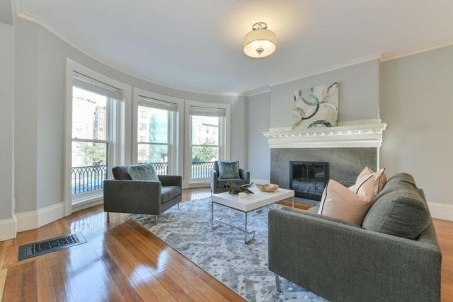 466 Park Drive #2, Boston, MA 02215 (MLS #72394724) :: Charlesgate Realty Group