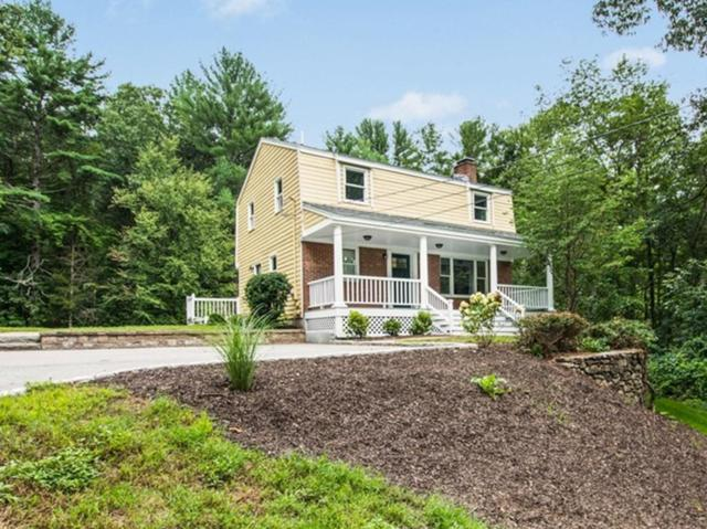 145 Stow Rd, Harvard, MA 01451 (MLS #72394743) :: The Home Negotiators
