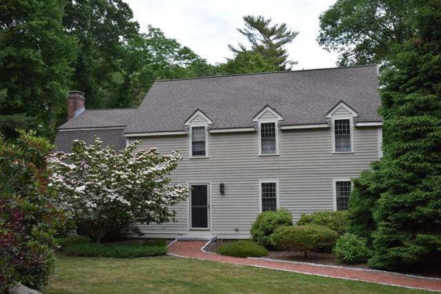 43 Chittenden Lane, Norwell, MA 02061 (MLS #72394784) :: ALANTE Real Estate