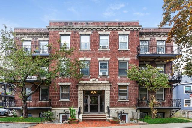 8 Kinross Rd #2, Boston, MA 02135 (MLS #72394872) :: Vanguard Realty
