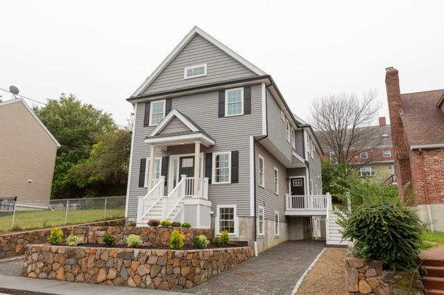 232 Edenfield Avenue #232, Watertown, MA 02472 (MLS #72394915) :: ALANTE Real Estate