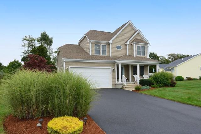 5 Nancy Circle #14, Rehoboth, MA 02769 (MLS #72394949) :: Local Property Shop