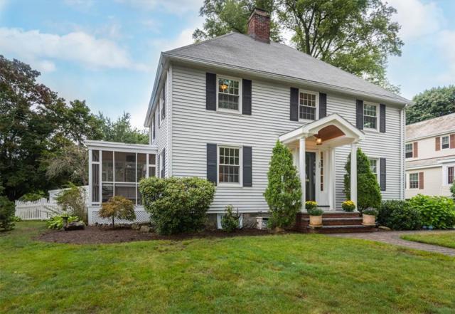 39 Enmore Street, Andover, MA 01810 (MLS #72395055) :: ALANTE Real Estate