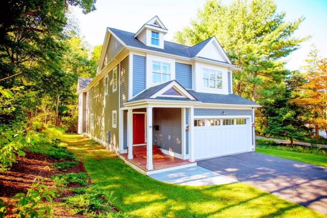 20 Manor Ave, Wellesley, MA 02482 (MLS #72395146) :: The Gillach Group