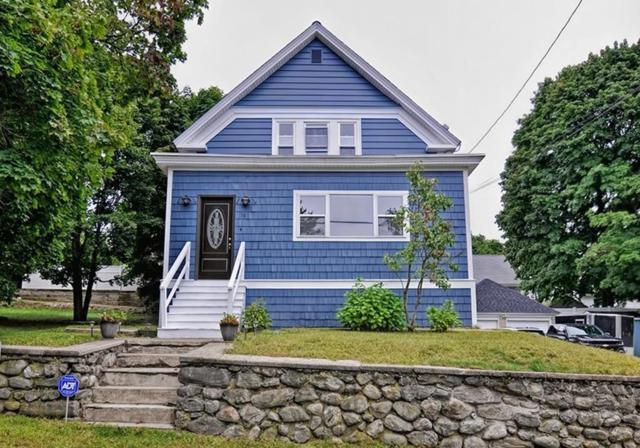 15 Hillcrest Ave, Methuen, MA 01844 (MLS #72395250) :: ALANTE Real Estate