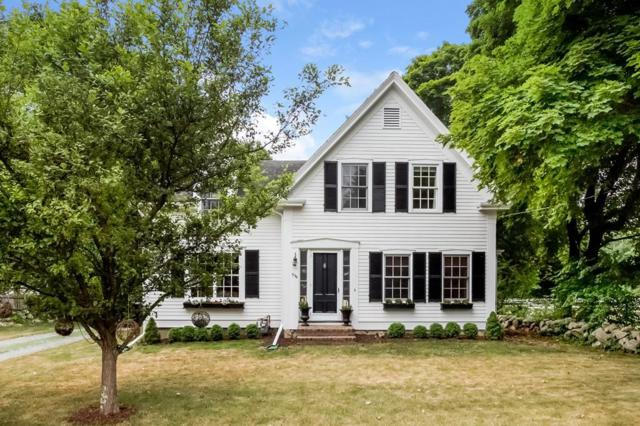 594 Main St, Norwell, MA 02061 (MLS #72395376) :: ALANTE Real Estate