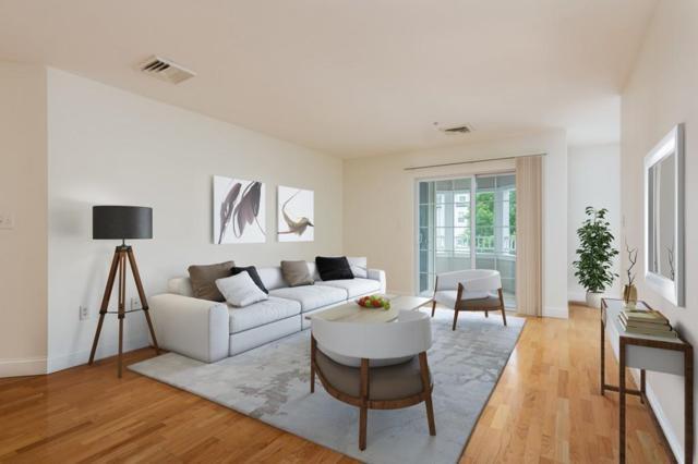 320 Rindge Avenue #205, Cambridge, MA 02140 (MLS #72395385) :: The Gillach Group