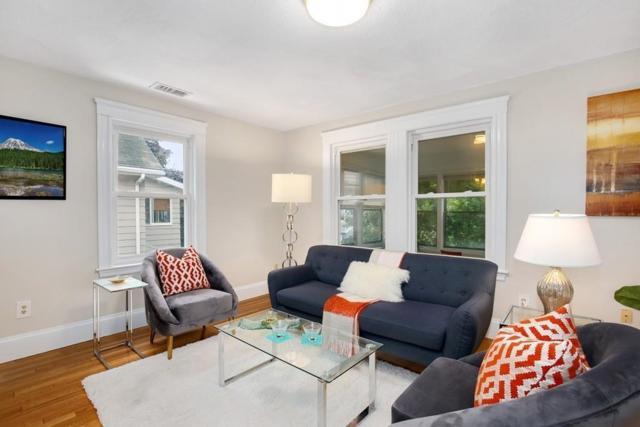 55 Flett Road #55, Belmont, MA 02478 (MLS #72395429) :: ALANTE Real Estate