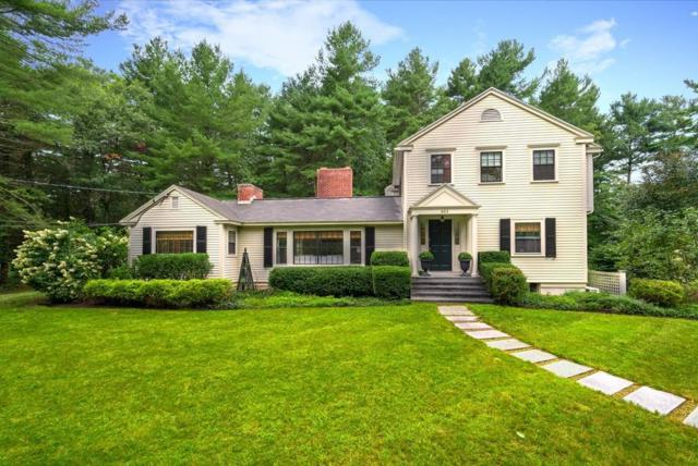 453 Dover Rd, Westwood, MA 02090 (MLS #72395463) :: Trust Realty One