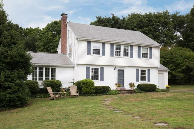 57 Fuller Brook Rd, Wellesley, MA 02482 (MLS #72395489) :: The Gillach Group
