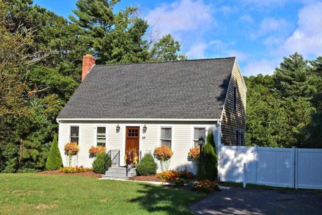 99 Raymond Rd, Plymouth, MA 02360 (MLS #72395503) :: Westcott Properties