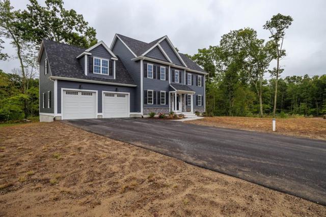 27 Ledgewood  Circle Lot 2, Attleboro, MA 02703 (MLS #72395713) :: Vanguard Realty