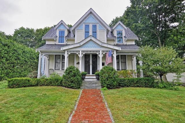 305 Prospect St, Norwood, MA 02062 (MLS #72395806) :: Trust Realty One