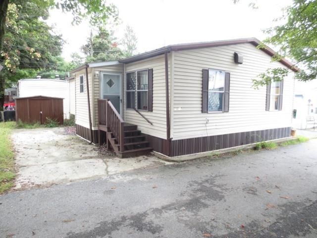 1346 Newport Avenue A-13, Attleboro, MA 02703 (MLS #72395846) :: Vanguard Realty