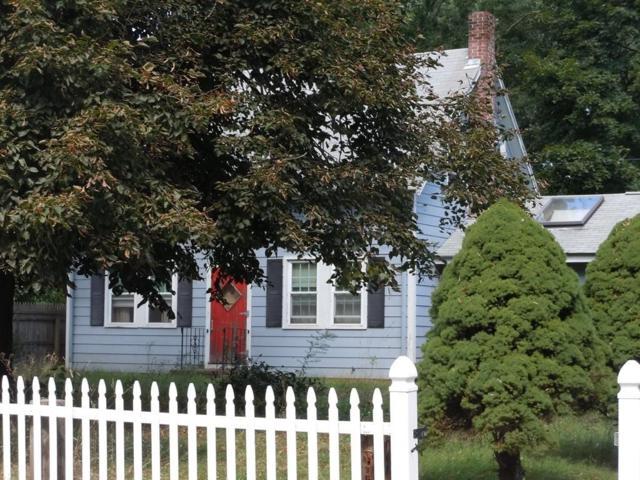 419 North Main St, Raynham, MA 02767 (MLS #72395861) :: ALANTE Real Estate