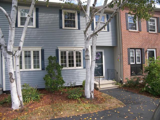 936 Fox Hollow Drive #936, Hudson, NH 03051 (MLS #72395911) :: The Home Negotiators