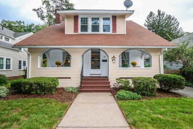 163 Greenacre Avenue, Longmeadow, MA 01106 (MLS #72396022) :: NRG Real Estate Services, Inc.